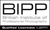 Qualified Member of British Institute of Professional Photographers