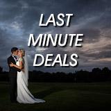 Last Minute Wedding Bookings
