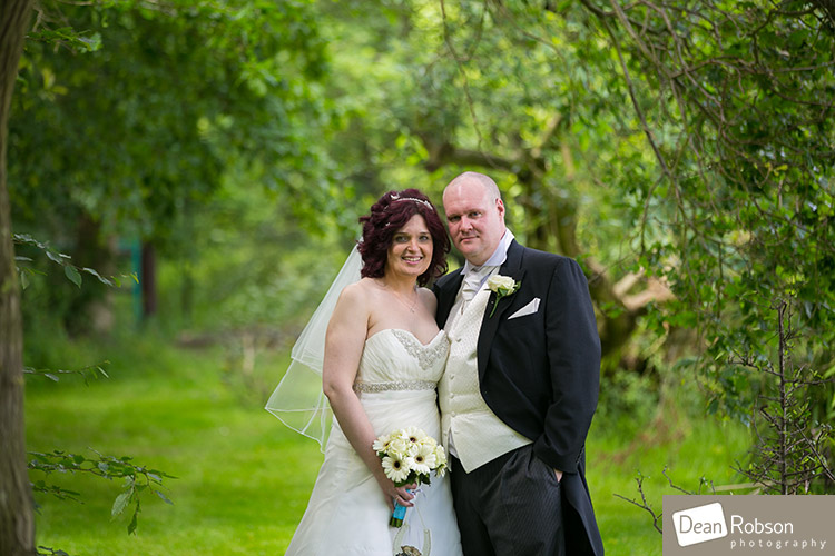 Paradise Wildlife Park Wedding Photography
