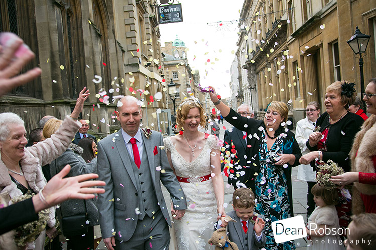 Wedding Photography at The Bristol Hotel