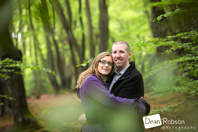 Epping Forest Visitor Centre Pre-Wedding Shoot