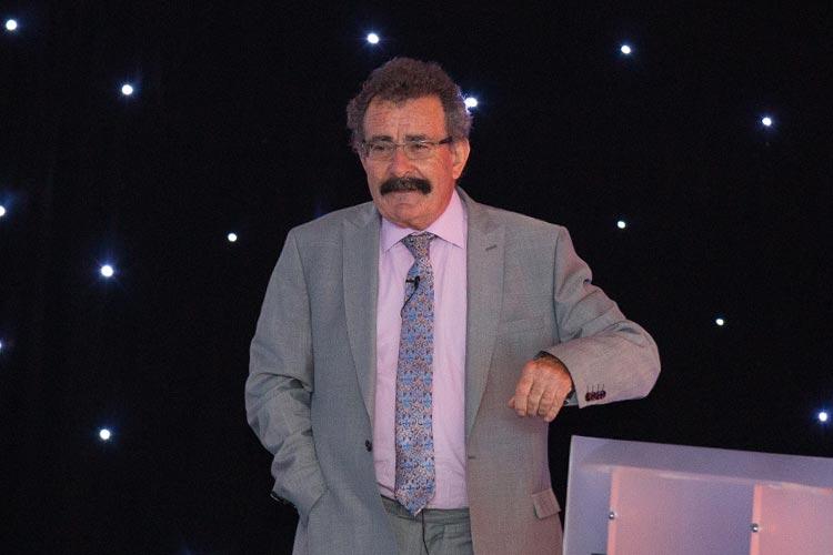 Professor Robert Winston at BSI Event